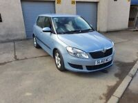 Skoda, FABIA, Hatchback, 2010, Manual, 1598 (cc), 5 doors