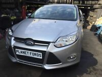 FORD FOCUS 2011 2012 2013 2014 1.6 BREAKING FOR PARTS! CALL US ON 07974010203!