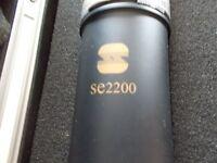 SE electronics condenser microphone model 2200