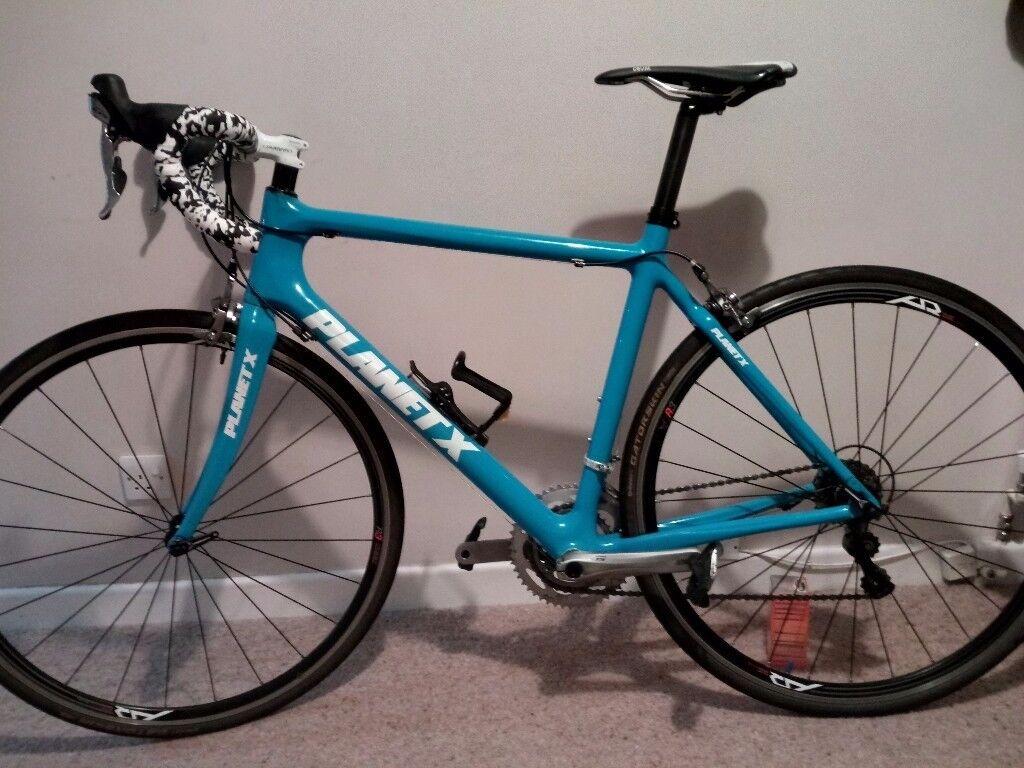 Planet X Pro Carbon Road Bike 56 Cm In Plymouth Devon Gumtree