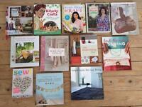 Bundle of Craft Books