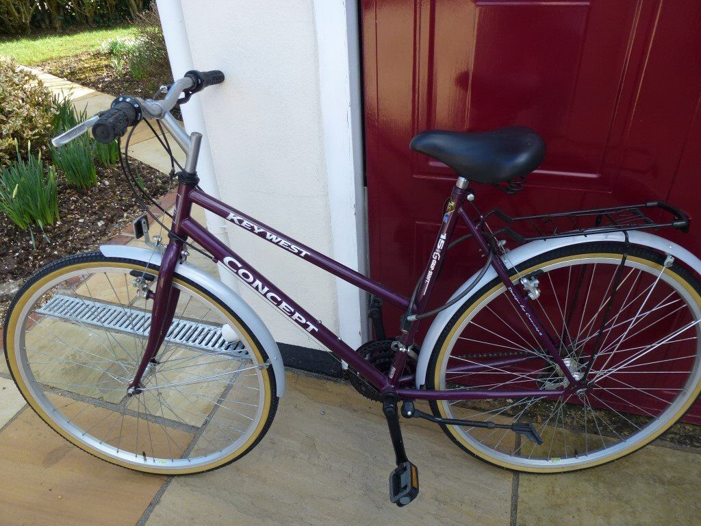 Ladies bicycle - Concept Key West
