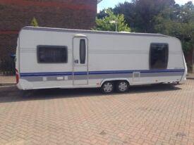 2007 hobby caravan