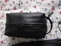 Original kelvin Klein black leather beauty never used