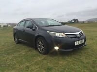 Toyota, AVENSIS, Saloon, 2012, Manual, 1998 (cc), 4 doors