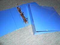 A4 Folders x5
