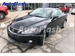 2012 Lexus IS250C Premium Convertible * Navigation * Extra-Clean