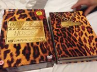 """Complete Set of """"Only Fools And Horses""""Dvd's"""