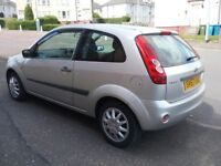 ((Low Mileage)) Ford Fiesta Petrol 1.2 FULL YEAR MOT Excellent Condition Ideal First Car