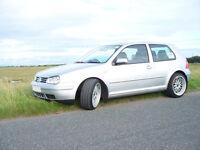 Golf Mk4 GTi Turbo