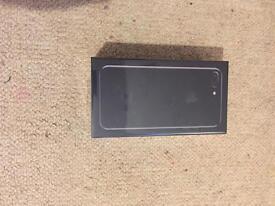 iPhone 7 Plus 128gb unlocked sealed!