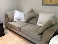 3 seater sofa only 2 years old
