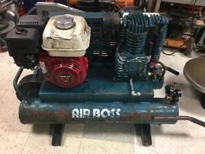 Air Boss 5.5 HP 9 gal. Gas Compressor REFURBISHED