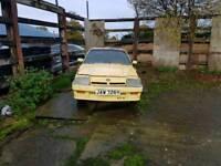 Opel Manta GT/E 1979 2.0 petrol