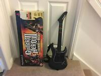 PS2 Wireless guitar hero 3 controller