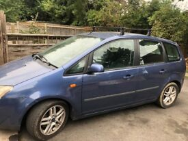 Ford C-Max 1.6 tdci breaking 2005 year