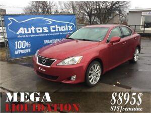 2008 Lexus IS 250 *MEGA LIQUIDATION**