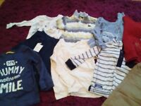 Boys clothes 12 to 18mnth