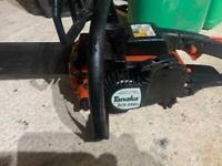 Petrol chainsaw Tanaka