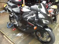 hpi clear Honda Fireblade 1000cc 2006 1 owner from new