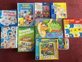 Fun Educational games.