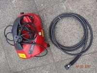 Champion CPW 1500, Pressure washer parts main body and hose .