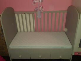 Cot...cot/bed with mattress