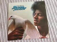 Michael Jackson-Best Of- Vinyl Album/ Record- 1975