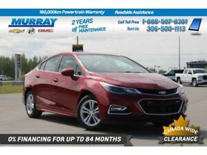 2018 Chevrolet Cruze *HEATED SEATS,REAR PARK ASSIST*