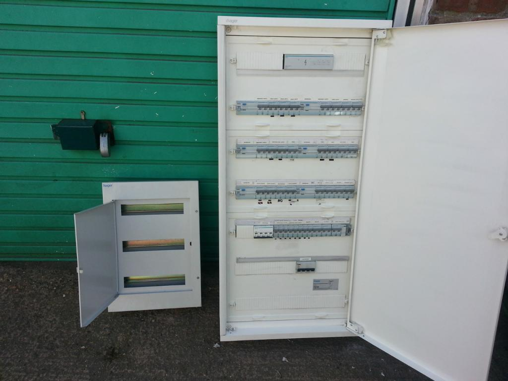 Enjoyable Hager Fuse Box Used But In Great Condition In Enfield London Wiring Digital Resources Skatpmognl