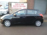 Great looking Hyundai I20 Classic,1248 cc 5 door hatchback,1 owner from new,FSH,runs and drives well