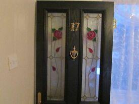 detailed composite door