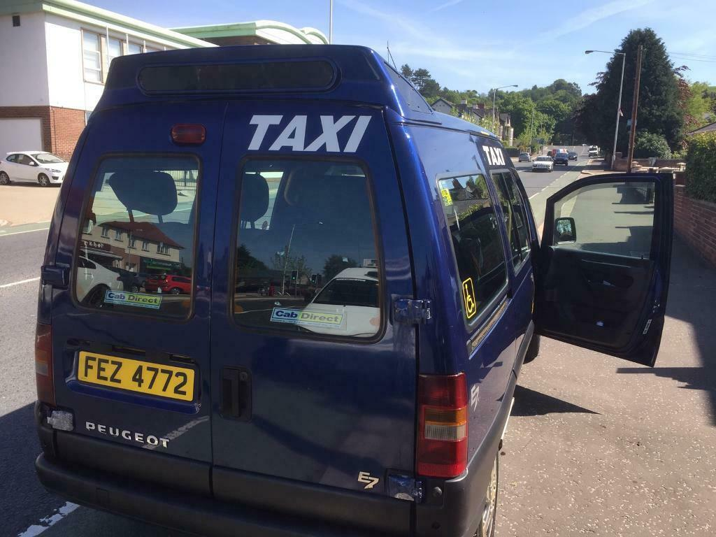 Peugeot e7 taxi | in Castlereagh, Belfast | Gumtree