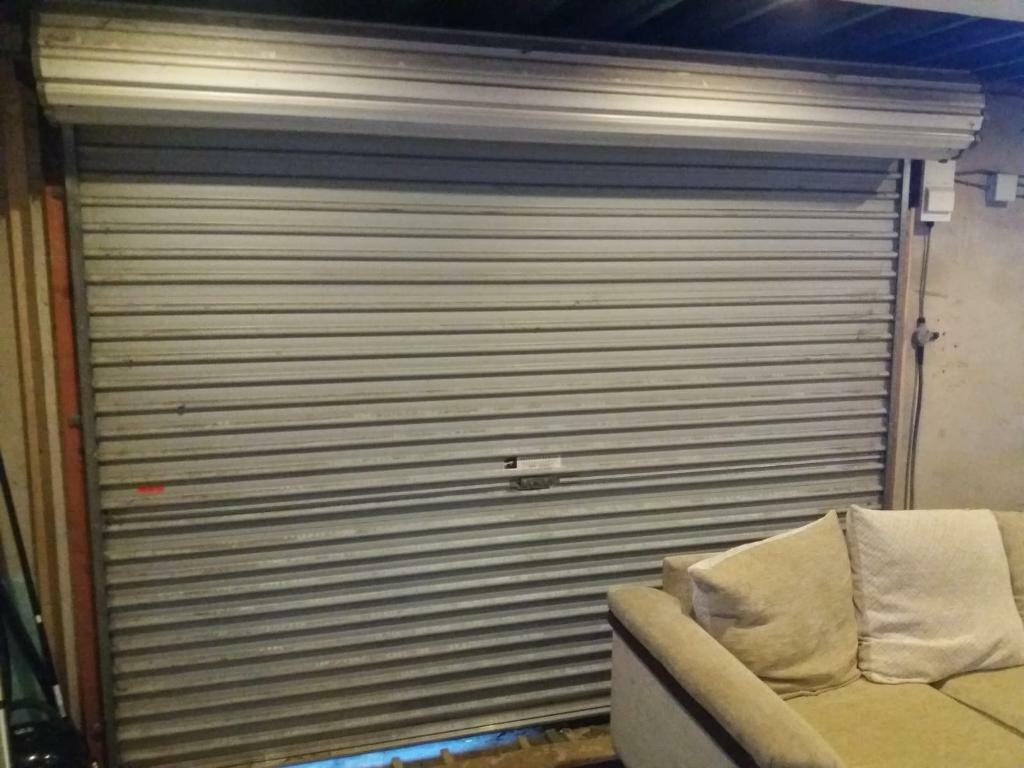 Roller Garage Door In Hucknall Nottinghamshire Gumtree