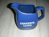 TENNENT'S VINTAGE WATER JUG