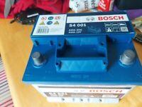 Bosch S4 001 Car Battery
