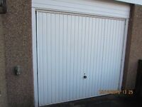 Garage Door (up & Over) DOMA ( White)
