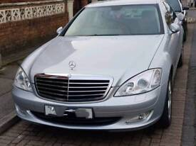 Mercedes-benz S320 CDI 7G-Tronic 2007