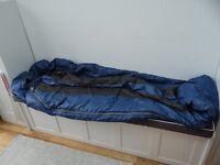 Eurohike Adventurer 200 Sleeping Bag – Blue and Grey