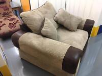 1 cuddle seat