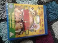 new and sealed blu ray the harry hill movie £1