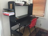Home items sale - single mattress, office desk, folding table, festoons, clushions, bamboo divider