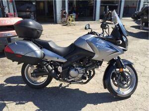2009 Suzuki V-Strom 650