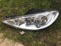 Peugeot 206 Rear Headlight