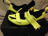 Bont triathlon cycling shoes new in box size 44 / 10