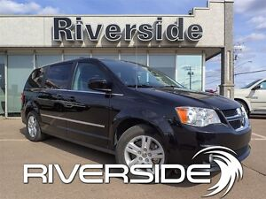 2016 Dodge Grand Caravan Crew Van w/ DVD Player!