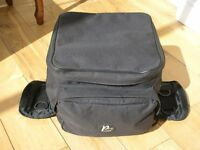 Pro-Luggage Expanding Motorcycle tail bag/ luggage pannier. (New, unused)