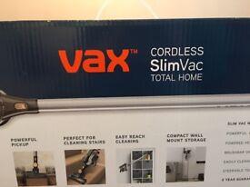 Vax cordless SlimVac Total Home