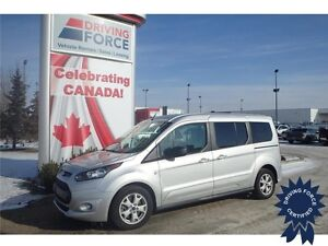 2015 Ford Transit Connect Wagon XLT 7 Passenger - 24,271 KMs