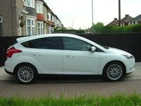 2013 Ford Focus 1.6 TDCI Zetec,Econetic technology,6 Speed manual Diesel 5dr Hatchback £5,900 offers